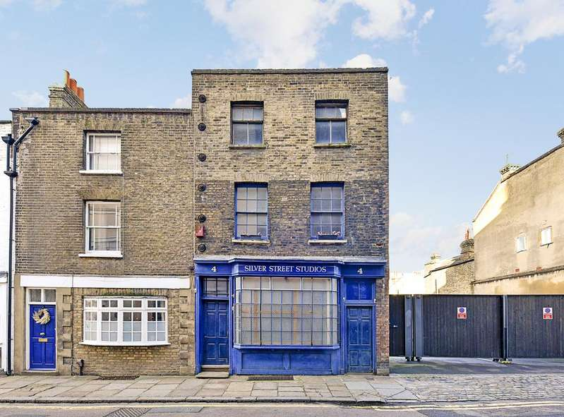 4 Bedrooms House for sale in Nevada Street, Greenwich, London