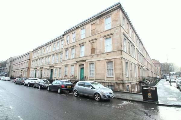 3 Bedrooms Flat for sale in 27 Carnarvon Street, Woodlands, Glasgow, G3 6HR