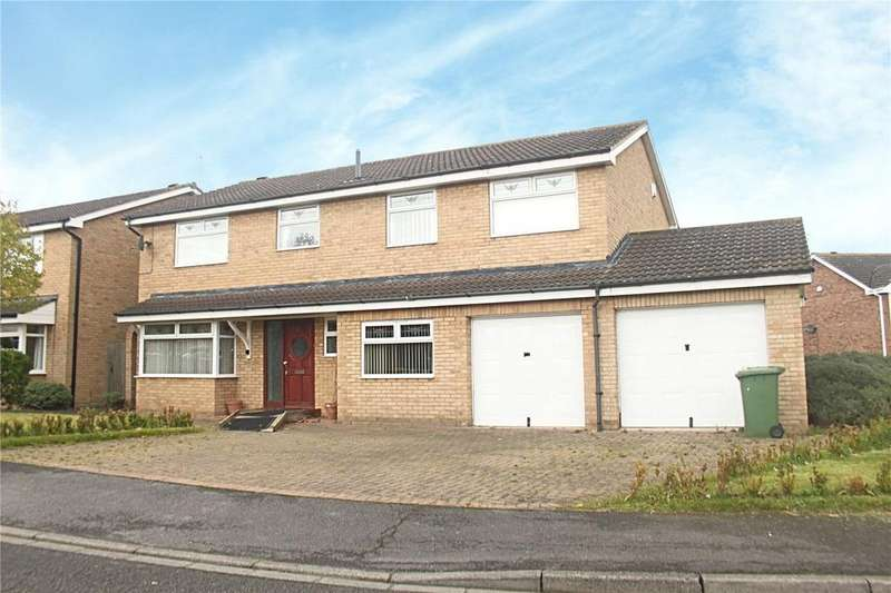 6 Bedrooms Detached House for sale in Goldcrest Close, Ingleby Barwick