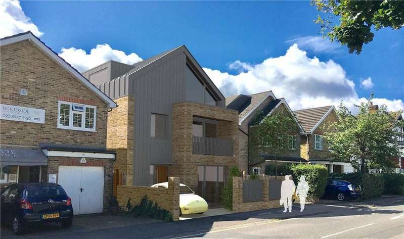5 Bedrooms Plot Commercial for sale in Woodside, Wimbledon, London, SW19