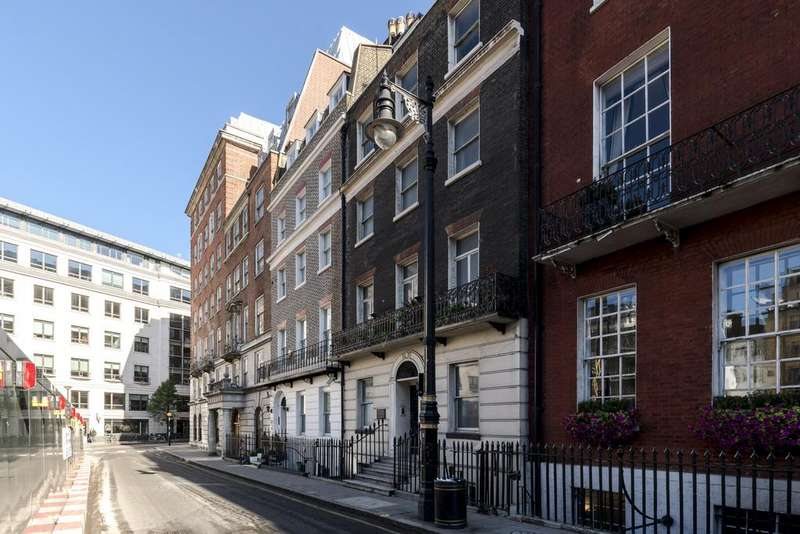 4 Bedrooms Terraced House for sale in Bolton Street, Mayfair, London, W1J