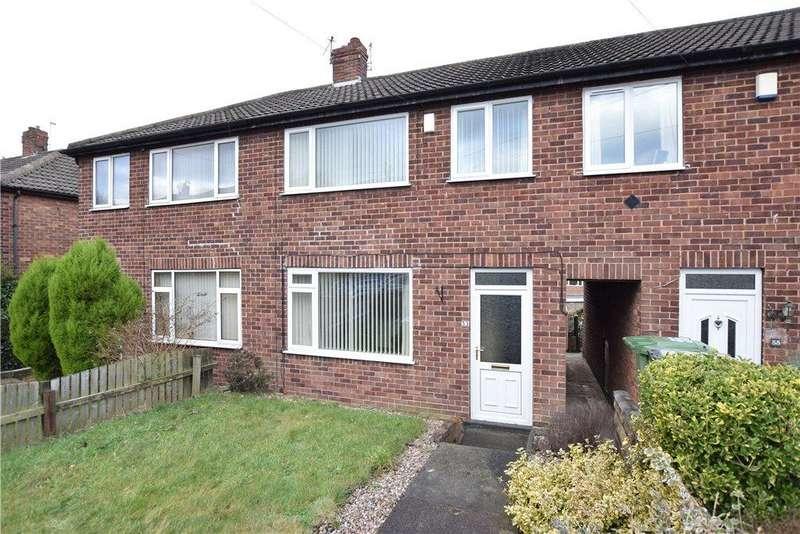 3 Bedrooms Terraced House for rent in Vesper Way, Leeds, West Yorkshire