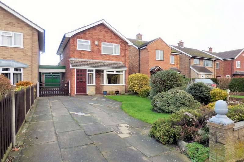 3 Bedrooms Detached House for sale in Captains Lane, Barton Under Needwood