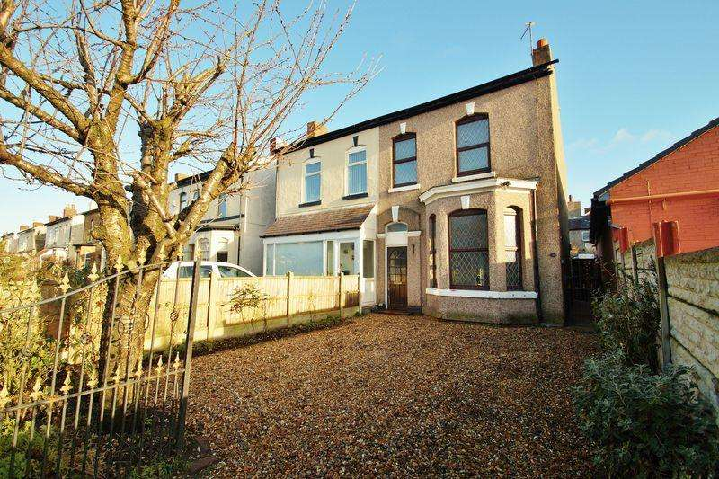 2 Bedrooms Semi Detached House for sale in Zetland Street, Southport