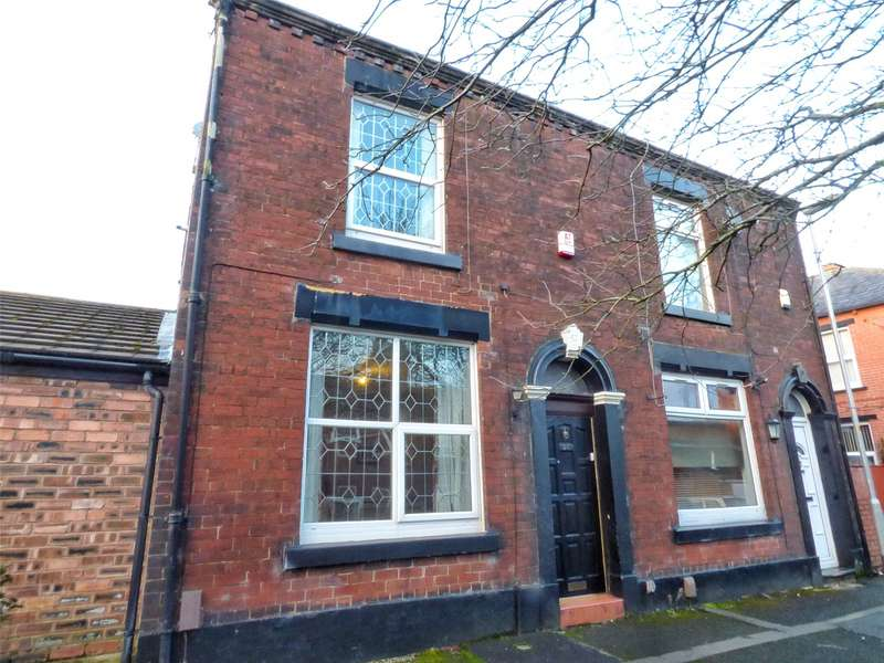2 Bedrooms Semi Detached House for sale in John Street, Royton, Oldham, Greater Manchester, OL2