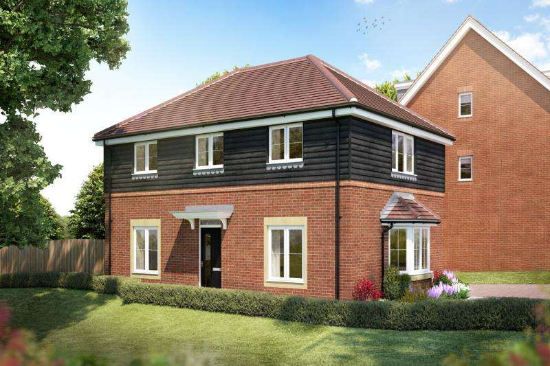 4 Bedrooms Detached House for sale in Plots 9 and 30, Baywater Fields, Headington, Oxford, Oxfordshire