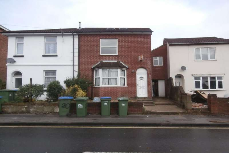 10 Bedrooms Semi Detached House for rent in Lodge Road, Southampton, SO14