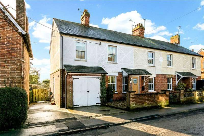 3 Bedrooms End Of Terrace House for sale in Church Street, Quainton, Aylesbury, Buckinghamshire