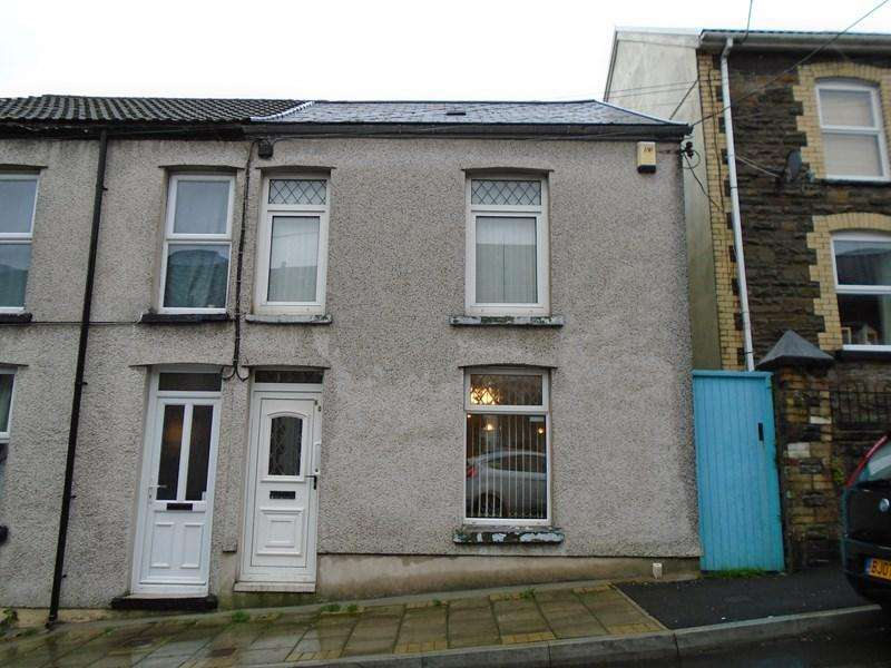 3 Bedrooms End Of Terrace House for sale in Birchgrove Street, Porth