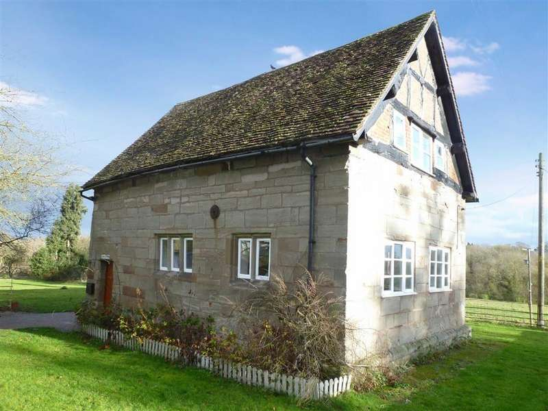 3 Bedrooms Detached House for rent in Elmley Lovett, Nr Droitwich, Worcestershire