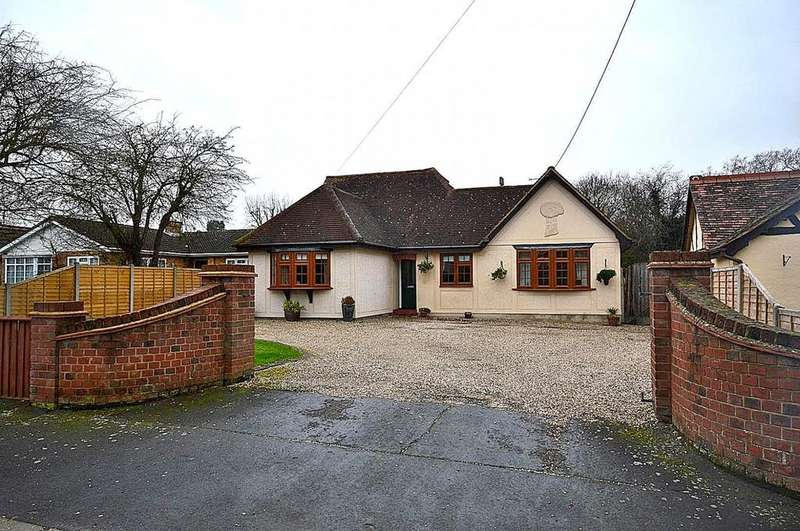 5 Bedrooms Detached Bungalow for sale in North Drive, Mayland, Chelmsford, Essex, CM3