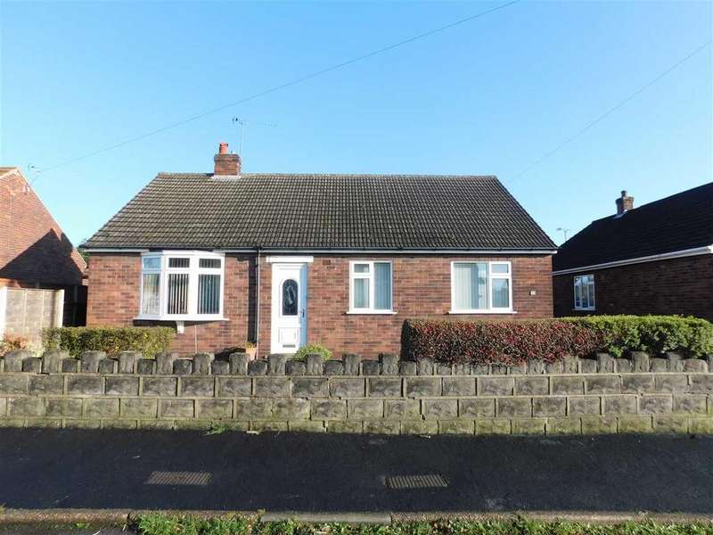 3 Bedrooms Bungalow for sale in YARBOROUGH CRESCENT, BROUGHTON, BRIGG