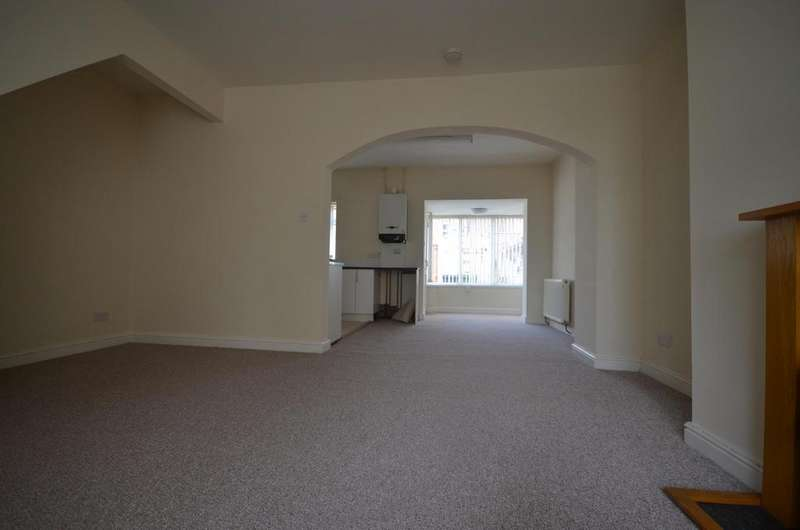 2 Bedrooms Terraced House for rent in Highfield