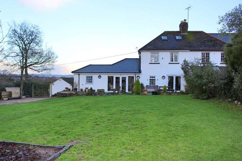 3 Bedrooms Semi Detached House for sale in Liverton, Devon