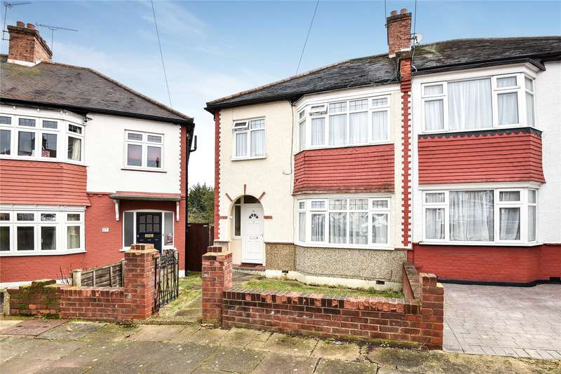 3 Bedrooms Semi Detached House for sale in Fernwood Crescent, Whetstone