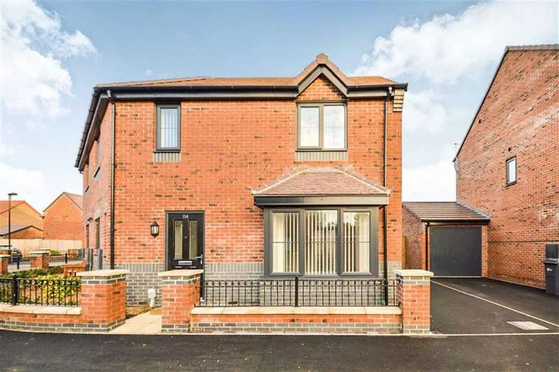 3 Bedrooms Semi Detached House for sale in Woldcarr Road, Hull