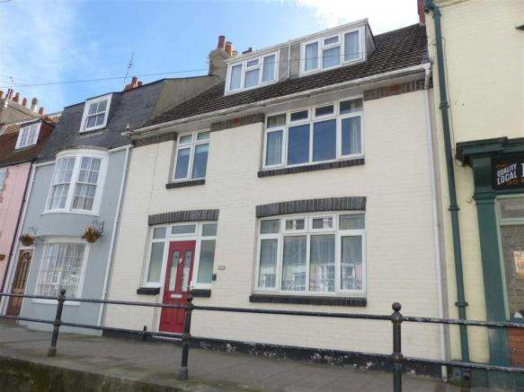 4 Bedrooms Property for sale in High West Street, Weymouth, Dorset