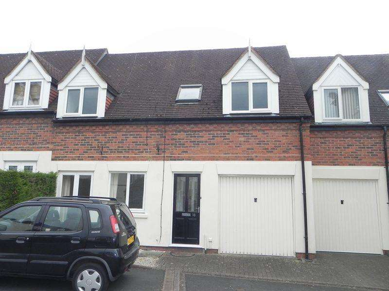 3 Bedrooms Terraced House for rent in Severnside Mill, Bewdley, DY12 1AY