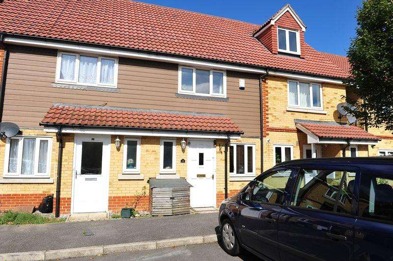 2 Bedrooms Terraced House for rent in Poppy Close, Northolt