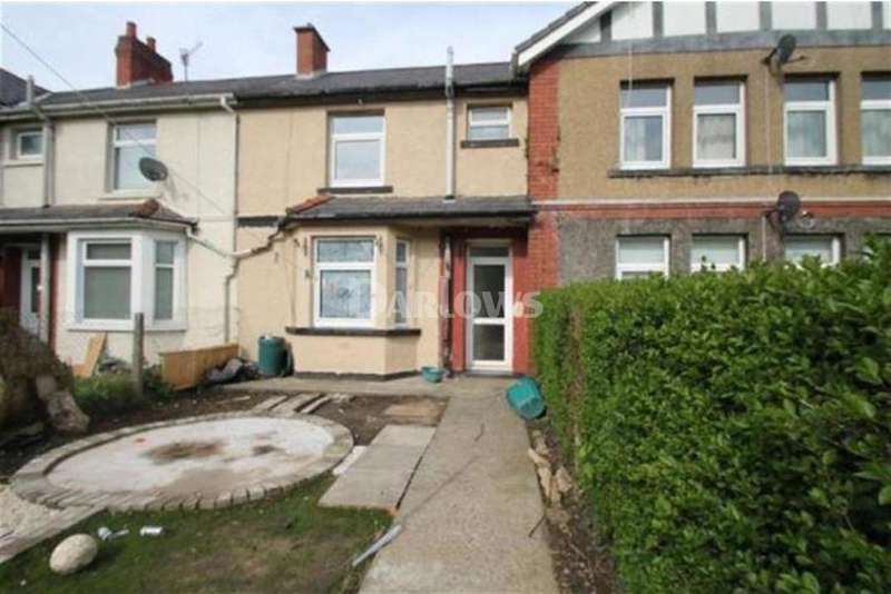 3 Bedrooms Terraced House for rent in Park View, Abercynon