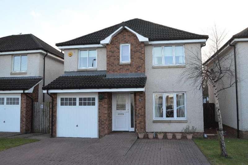 4 Bedrooms Detached House for sale in Marion Wilson View, Larbert, Falkirk, FK5 4TP