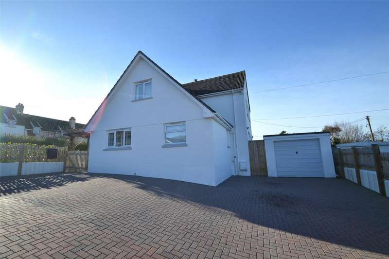 4 Bedrooms Semi Detached House for sale in Venn Close, Rectory Lane