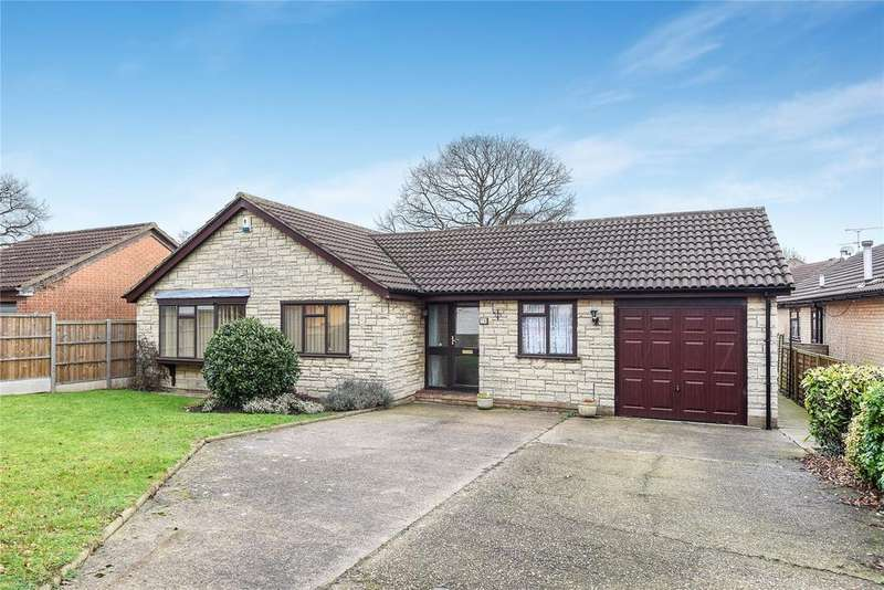 3 Bedrooms Detached Bungalow for sale in Benson Crescent, Doddington Park, LN6