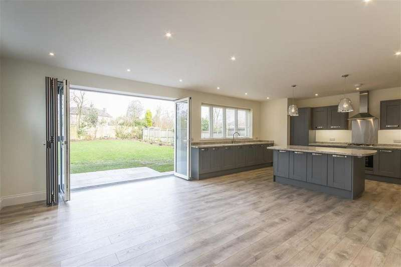 4 Bedrooms Detached House for rent in St Catherines Road, Harrogate
