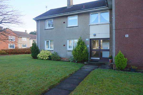 2 Bedrooms Flat for sale in 50 Maxwellton Road, East Kilbride, Glasgow, G74 3LU