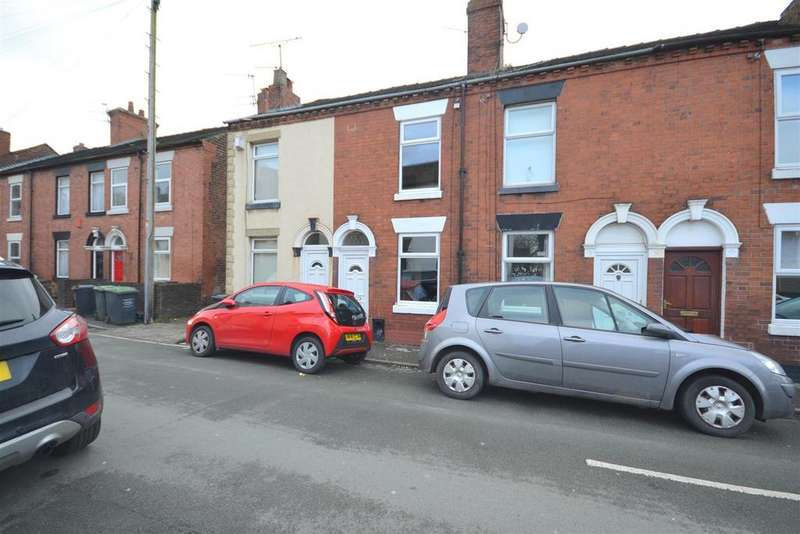 2 Bedrooms Terraced House for sale in Orchard Street, Wolstanton, Newcastle