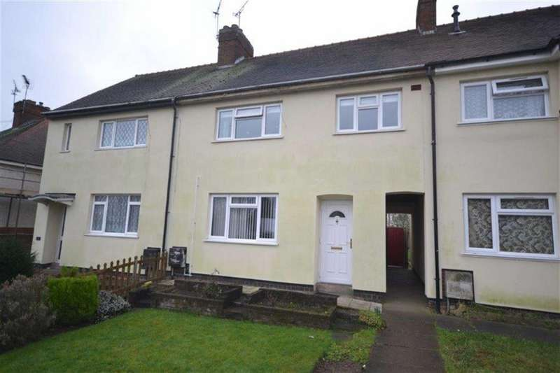 5 Bedrooms Terraced House for sale in Black-A-Tree Road, Stockingford, Nuneaton