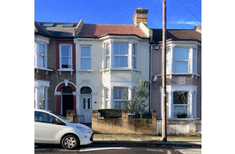 3 Bedrooms Terraced House for sale in Kemsing Road London SE10