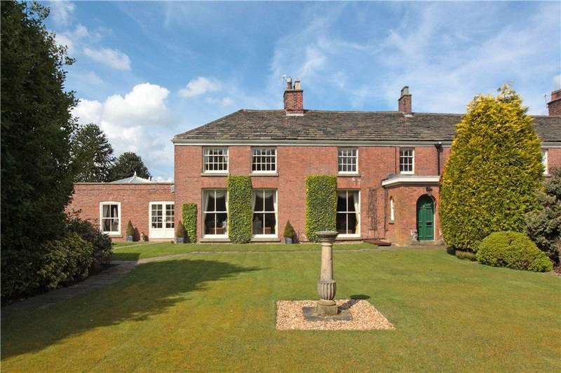 5 Bedrooms House for sale in Prestbury Road, Macclesfield, Cheshire, SK10