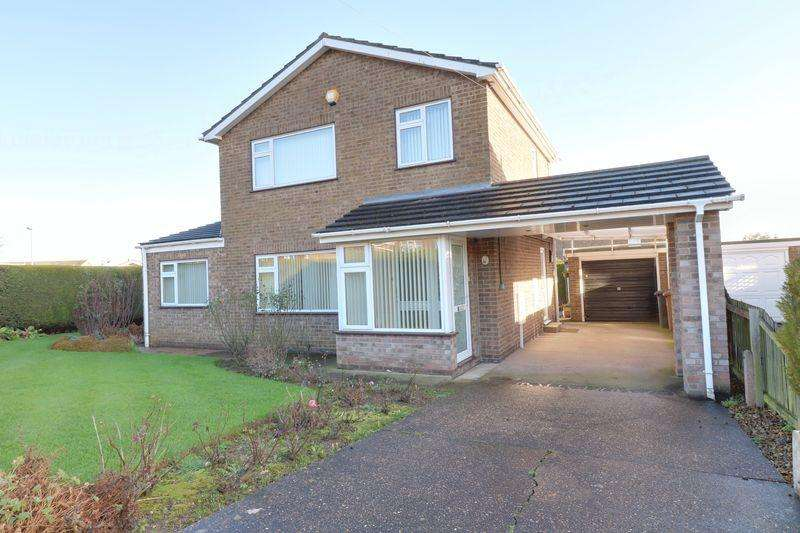 3 Bedrooms Detached House for sale in Pitman Avenue, Barton-Upon-Humber