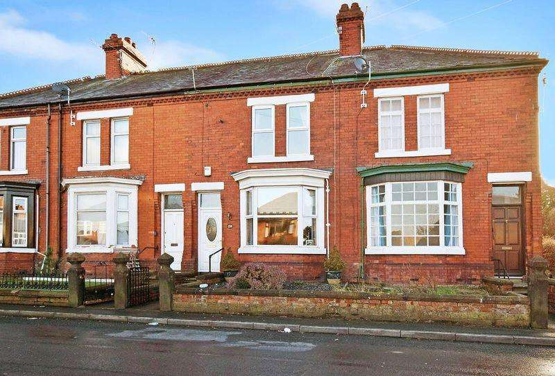 3 Bedrooms Terraced House for sale in Halton Road, Runcorn