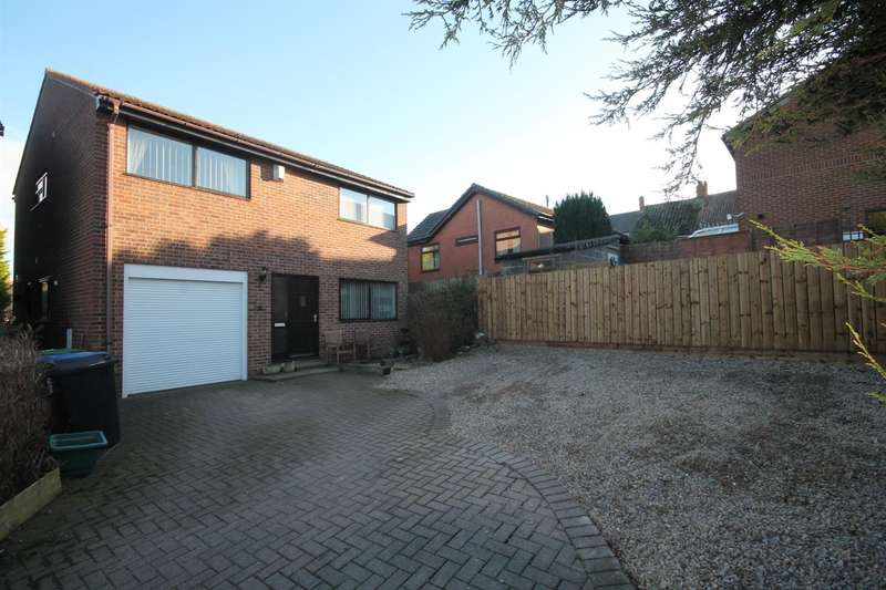 4 Bedrooms Detached House for sale in Lingmell Dene, Coundon, Bishop Auckland