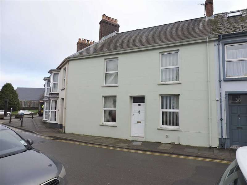 3 Bedrooms Terraced House for sale in St James Street, Narberth, Pembrokeshire