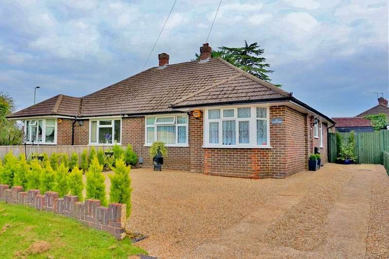 2 Bedrooms Semi Detached Bungalow for sale in Woking, Surrey