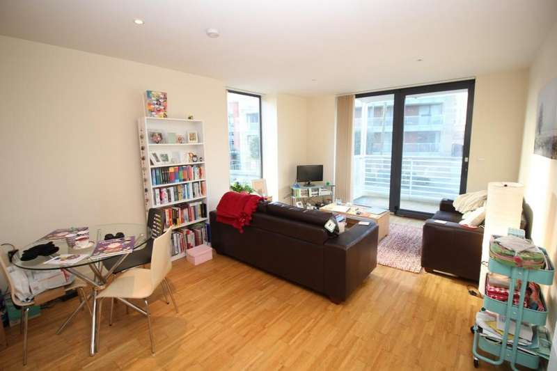 2 Bedrooms Apartment Flat for sale in St Georges Island 4 Kelso Place, Manchester, M15