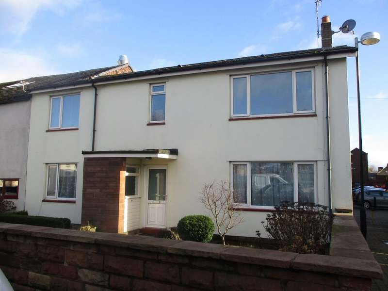 2 Bedrooms Apartment Flat for rent in Shaddongate, Carlisle