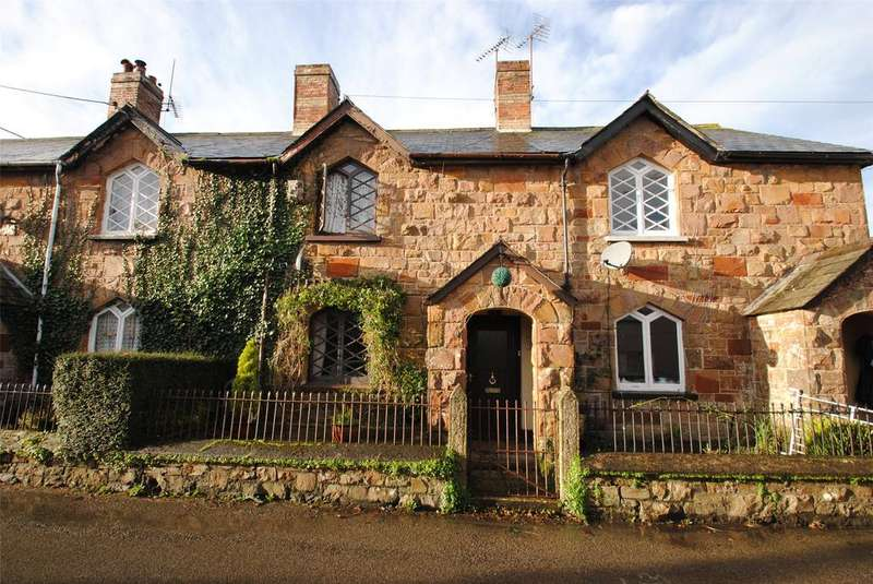 2 Bedrooms Terraced House for sale in North Road, Lifton
