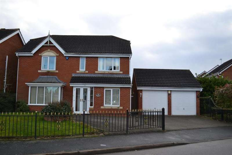 4 Bedrooms House for rent in Beaumont Way, Norton Canes, Cannock