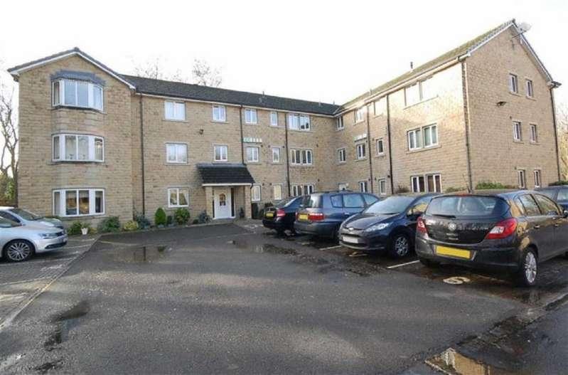 2 Bedrooms Apartment Flat for sale in Kings Mill Lane, Aspley, Huddersfield, HD1