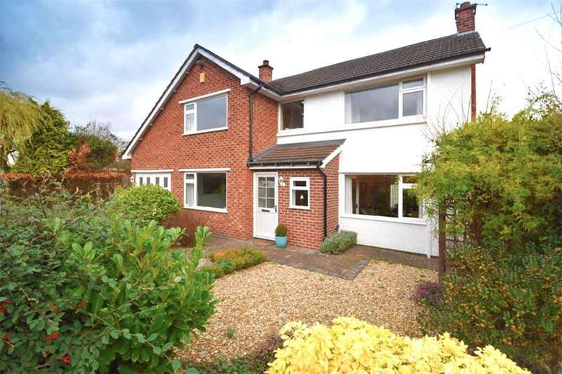 3 Bedrooms Detached House for sale in Hollies Drive, Nottingham