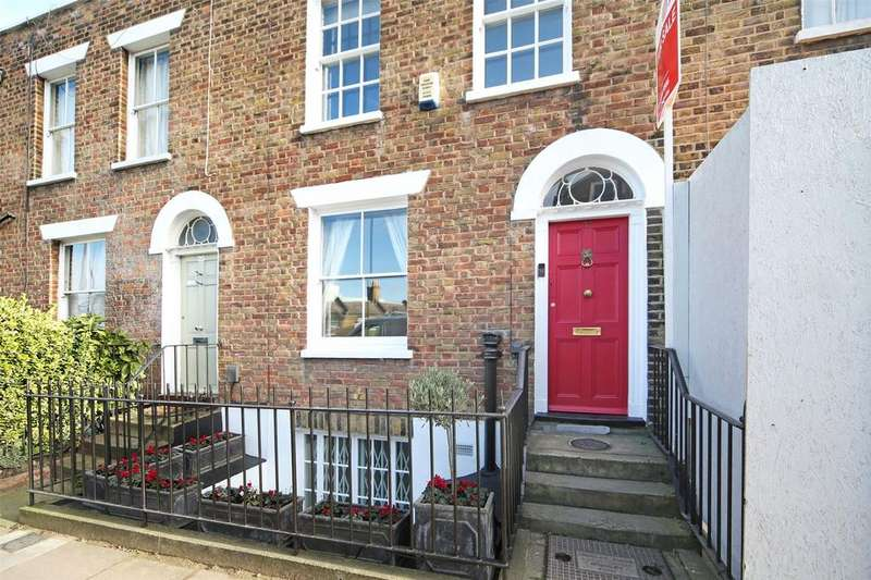 3 Bedrooms House for sale in Greenwich South Street, Greenwich, London, SE10