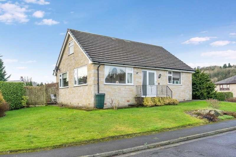3 Bedrooms Detached Bungalow for sale in 2 Dixon Wood Close, Lindale, Grange-over-Sands, Cumbria, LA11 6LN