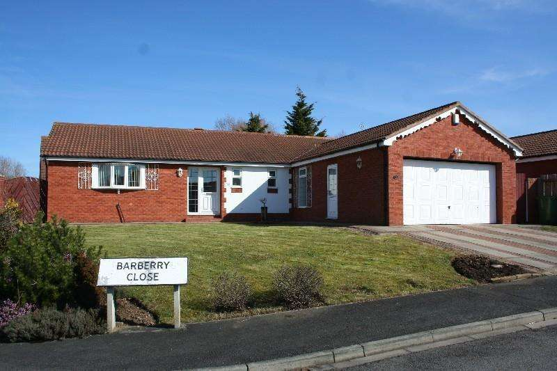 4 Bedrooms Detached Bungalow for sale in Barberry Close Ingleby Barwick, Stockton-On-Tees