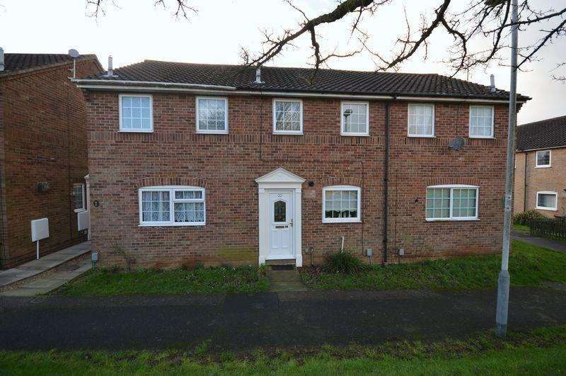 2 Bedrooms Terraced House for sale in Osprey Walk, Luton