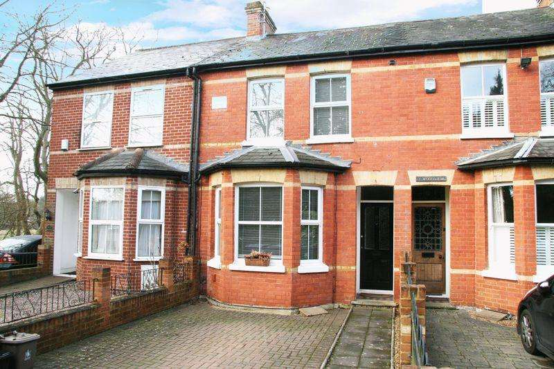 3 Bedrooms Terraced House for sale in Parsonage Lane, Farnham Common, Buckinghamshire SL2