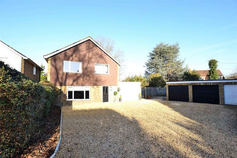 4 Bedrooms Detached House for sale in Woolford Close, Chavey Down, Berkshire, RG42